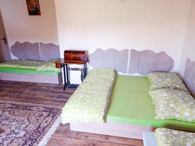 Celoročné ubytovanie v obci Malženice u Trnavy