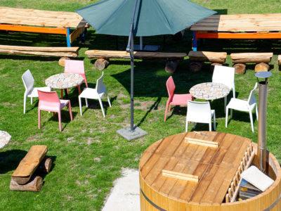 Ubytovanie v Trnavskom kraji s grilom, záhradou a bazénom